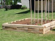 Scierie Granié aménagement jardin